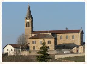 photo de Eglise de Frontonas
