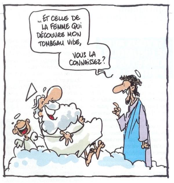 SP4V - Dieu est humour !